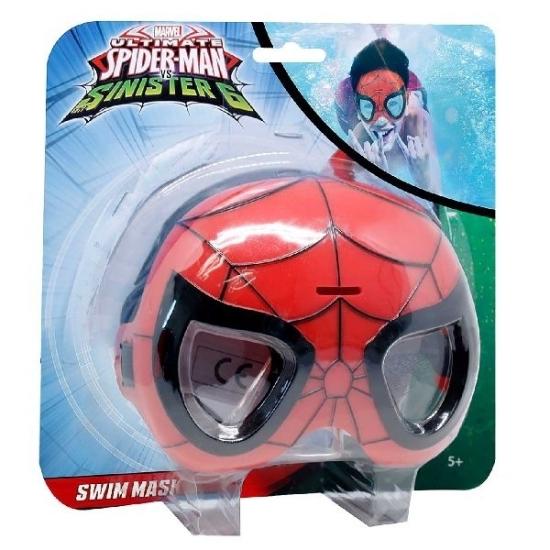 Spiderman zwemmasker/duikbril voor kinderen