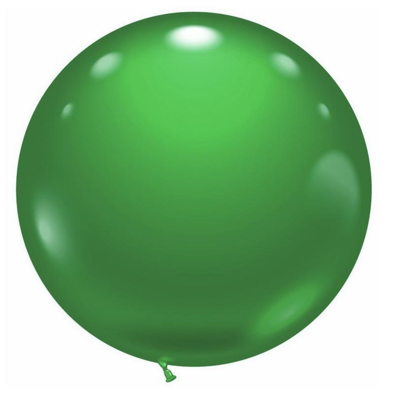 Super grote ballon van 70 cm