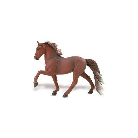 Tennessee paard van plastic 13 cm