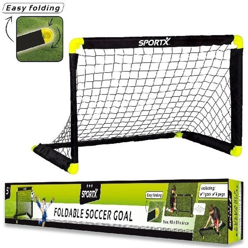 Voetbal goal/voetbaldoel 90 x 59 x 61 cm