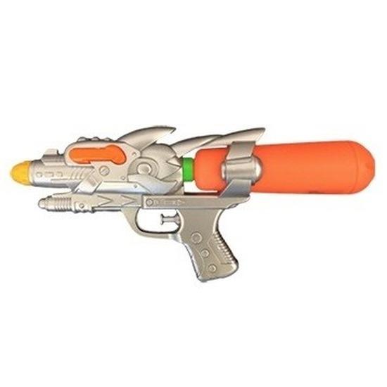 Voordelig waterpistool oranje 31 cm